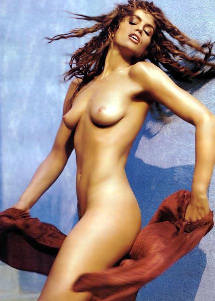 синди кроуфорд фото голая