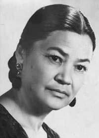 Амина Умурзакова