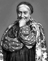Варвара Рыжова