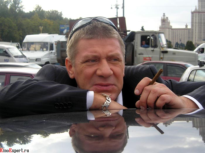Андрей Краско, увеличить...