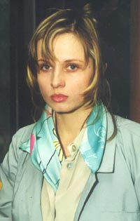 Василина Стрельникова