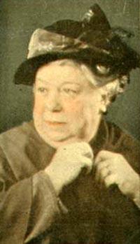 Мэри Брот