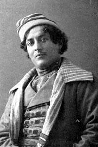 Павел Лешков