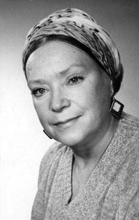 Маргарита Жарова